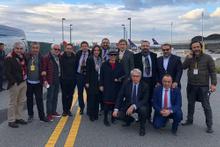 Türk gazetecilerin ABD'de yayın telaşı