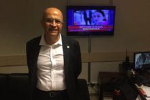 Enis Berberoğlu'nun koğuşundaki poster Mehmet Metiner'i şoke etti