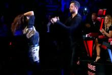 O Ses Türkiye'ye Yıldız Tilbe ve Murat Boz'un dansı damgasını vurdu