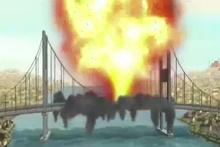 ABD dizisinde skandal; 15 Temmuz Şehitler Köprüsü patlatıldı!