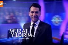 Murat Yıldırım'ı 'Milyoner' heyecanı sardı...