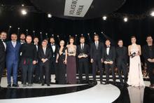 GQ Ödül törenine adeta yıldız yağdı...