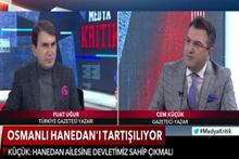 Cem Küçük: Osmanlı'ya laf eden Gülse Birsel gibi alçaklar