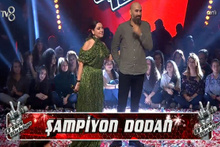 O Ses Türkiye şampiyonu Dodan ve Hadise'nin sözleri!
