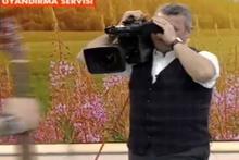 Ersoy Dede kameraman oldu