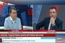 Küçük'ten Beki'ye: Erdoğan sana defol git dedi hala anlamadın!