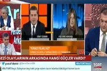 'Kırmızı Fularlı Kız' ölmüş CNN Türk'ün başı sağ olsun…