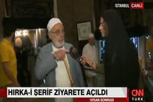 CNN Türk muhabirine canlı yayında hakaret!