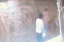 Ünlü sunucu Gökhan Taşkın arkadaşını vurduğu an güvenlik kamerasında