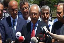 Kılıçdaroğlu Maltepe Cezaevi'nde konuştu