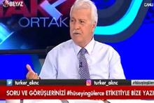 Fizikçi Hüseyin Gülerce, Ahmet Hakan'ın dönme hızını hesapladı…