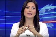 Beyaz Show'da Kanal D Haber spikeri Gözde Atasoy'a tatlı sürpriz