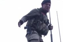 Zeytin Dalı harekatına giden askerden muhabire duygulandıran sözler