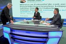 Canlı Yayını terketti! Cihangir İslam'dan Akit tv'ye tepki
