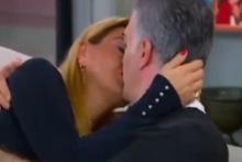 Çocuklar Duyması'nda  Haluk ve Meltem ilk kez dudak dudağa!