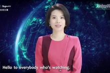 Çin dünyanın yapay zekalı ilk kadın haber sunucusunu tanıttı