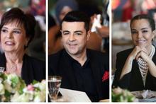 8 Mart'a özel koruyucu aile yemeği! Külliye'ye ünlü akını