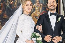 Medya patronları dünür oldu! Yelda Demirören ve Haluk Kalyoncu evlendi!