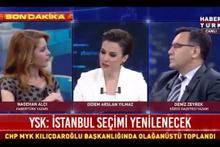 Nagehan Alçı'dan İstanbul seçimleri için HDP iddiası