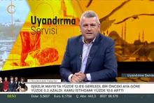Ersoy Dede Kanal 24'e böyle veda etti