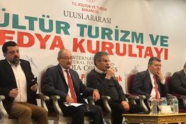 Kültür Turizm ve Medya Çalıştayı Hatay'da yapıldı
