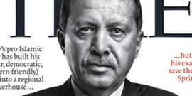 Erdoğan'ın Time'a kapak olan fotoğrafı nasıl çekildi?