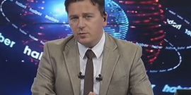 Akit TV o spikeri Ülker yüzünden mi kovdu?