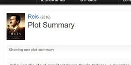 IMDb küstahlıkta sınır tanımıyor...