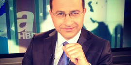 Günün televizyoncusu Salih Nayman...