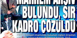 Günün muhabirleri Yahya Bostan, Erkam Çoban ve Yüksel Temel...