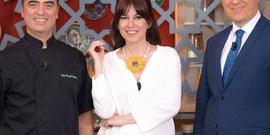 İpek Tuzcuoğlu, Ramazan programıyla ekrana döndü...