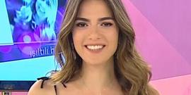 Elif Özkul günün televizyoncusu...