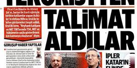 Yeni Şafak'ın manşeti sonrası sosyal medyada savaş çıktı...
