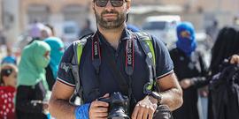 Ünal Çam günün muhabiri