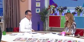Canlı yayında Mehmet Ali Erbil'in erkekliğini övdüler!