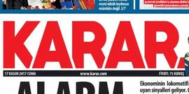 Karar'dan bomba ayrılık! Hangi yazar gazeteyle yollarını ayırdı?