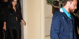 Burcu Kıratlı ünlü şarkıcıyla yakalandı!