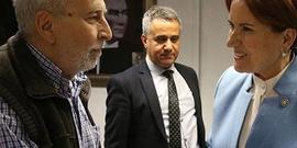 Meral Akşener'den Sözcü gazetesine destek ziyareti!