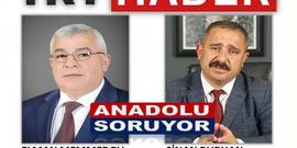 'Anadolu Soruyor' Azerbaycan'da da canlı yayınlanacak