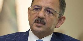 Alkışlar Mehmet Özhaseki için