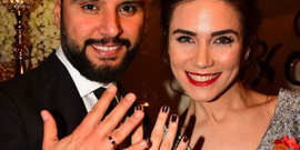 Buse Varol eşi Alişan'ın eski nişanlısı Eda Erol hakkında ilk kez konuştu