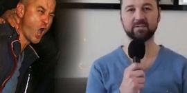 Papağana işkence uygulayan Murat Özdemir özür diledi