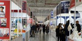 Avrasya Kitap Festivali'ne binlerce yayınevi katıldı