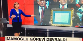 CNN Türk ve Fox Tv'den skandal hata! İmamoğlu'nun montajlı fotoğrafını nasıl kullandılar?
