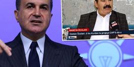 Osman Öcalan TRT'de nasıl konuşturuldu? Ömer Çelik'ten flaş cevap