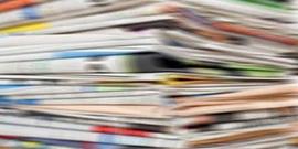 25 Ağustos 2019 Pazar gününün gazete manşetleri