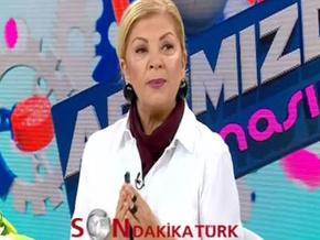 Günün televizyoncusu Funda Özkalyoncu...