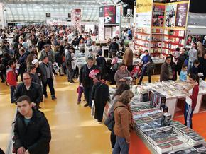 İstanbul Kitap Fuarı rekorla bitti!..