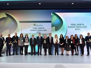 Yeşil Nokta Basın Ödülleri sahiplerini buldu