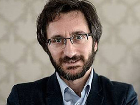 Fahrettin Altun günün muhabiri